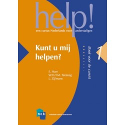 Help! 1 Kunt u mij helpen? Boek voor de cursist
