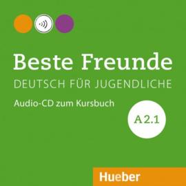Beste Freunde A2/1 Audio-CD bij het Studentenboek