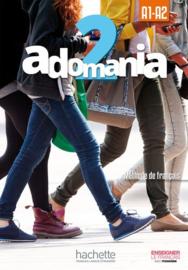 Adomania 2 A1-A2 - Méthode de français