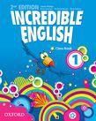 Incredible English 1 Class Book