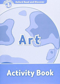 Oxford Read And Discover Level 1 Art Activity Book