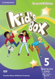 Kid's Box Updated Second edition Level5 Interactive DVD with Teacher's Booklet