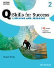 Q Skills For Success Level 2 Listening & Speaking Student Book With Iq Online