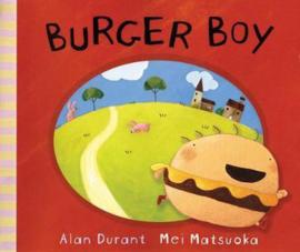 Burger Boy (Alan Durant) Paperback / softback