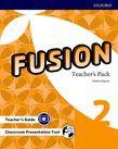Fusion Level 2 Teacher's Pack