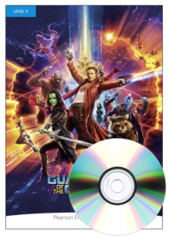 Marvel's The Guardians of the Galaxy Vol.2 Book & CD Pack