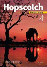 Hopscotch Level 4 Activity Book + Audio Cd