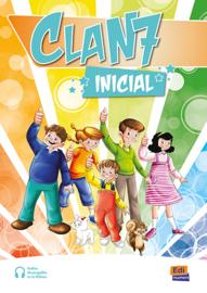 Clan 7 con ¡Hola amigos! Nivel inicial Pack del alumno