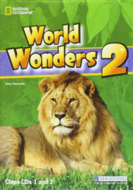 World Wonders 2 Class Audio Cd (2x)