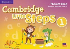 Cambridge Little Steps Level 1 Phonics Book