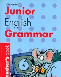 Junior English Grammar 6 Teacher's Book