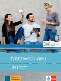 Netzwerk neu B1 Deutsch als Fremdsprache Übungsbuch mit Audios