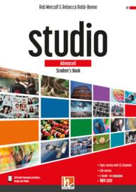 STUDIO advanced Student's Book + e-zone