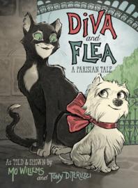 Diva And Flea: A Parisian Tale (Mo Willems, Tony DiTerlizzi)