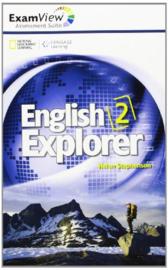 English Explorer 2 Examview Cd-rom (x1)