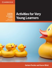 Activities for Very Young Learners Paperback