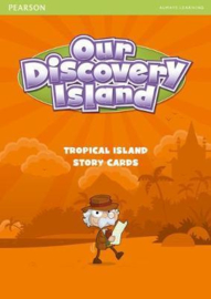 Our Discovery Island Level 1 Story Cards