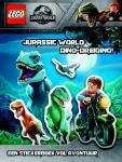 LEGO Jurassic World - de dino-dreiging (Paperback / softback)