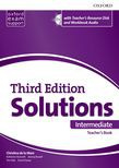Solutions Intermediate Teacher's Pack