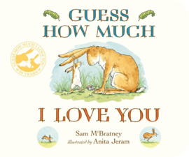 Guess How Much I Love You (Sam McBratney, Anita Jeram)