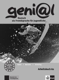 geni@l A2 Werkboek met Audio-CD
