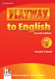 Playway to English Second edition Level1 Teacher's Book