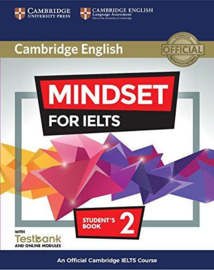 Mindset for IELTS Level2 Student's Book with Testbank and Online Modules