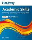 Headway Academic Skills 1 Listening, Speaking, And Study Skills Student's Book With Oxford Online Skills