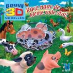 3D race naar de rode stal! (Brenda Apsley)