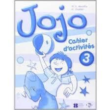 Jojo 3 Activity Book + Song Audio CD