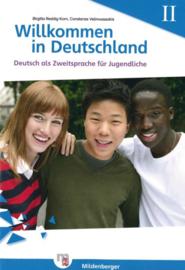 Willkommen in Deutschland – Deutsch als Zweitsprache für Jugendliche Heft II Übungsheft II met Lösungen
