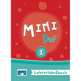 Mini DaF 1 Lehrerhandbuch