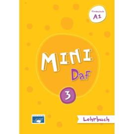 MINI DaF 3 Lehrbuch