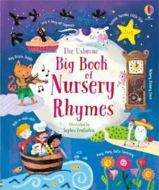 The Usborne Big Book of Nursery Rhymes