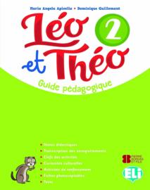 Léo et Théo 2 - Teachers Book + 2 Audio CDs