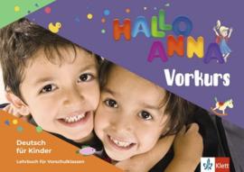 Hallo Anna neu - Vorkurs Lehrbuch met Audio-CD
