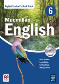 Macmillan English Level 6 Digital Student's Book Pack