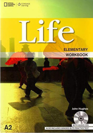 Life Elementary Workbook+audio Cd