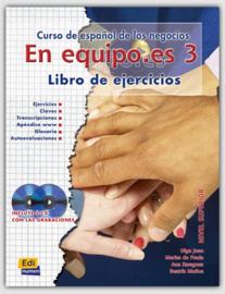 En equipo.es 3 - Libro de Ejercicios + CD
