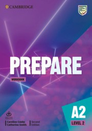 Prepare Second edition Level2 Workbook with Audio Download