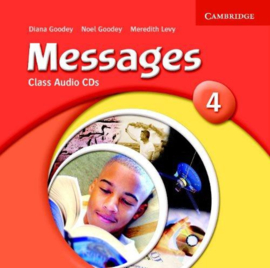 Messages Level4 Class Audio CDs (2)