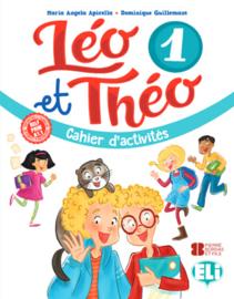 Léo et Théo 1 - Workbook + Audio CD