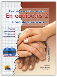 En equipo.es 2 - Libro de Ejercicios + 2 CD