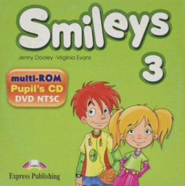 Smiles 3 Pupils Multi Rom Ntsc