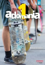 Adomania 1 A1 - Méthode de français