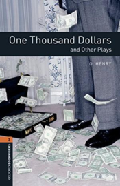 Oxford Bookworms 3e 2 One Thousand Dollars Mp3 Pack
