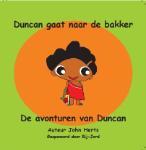 Duncan gaat naar de bakker in Suriname (John Herts)