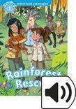 Oxford Read And Imagine Level 1 Rainforest Rescue Audio