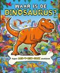 Waar is de dinosaurus? (Helen Brown) (Hardback)