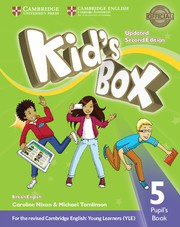 Kid's Box Updated Second edition Level5 Pupil's Book